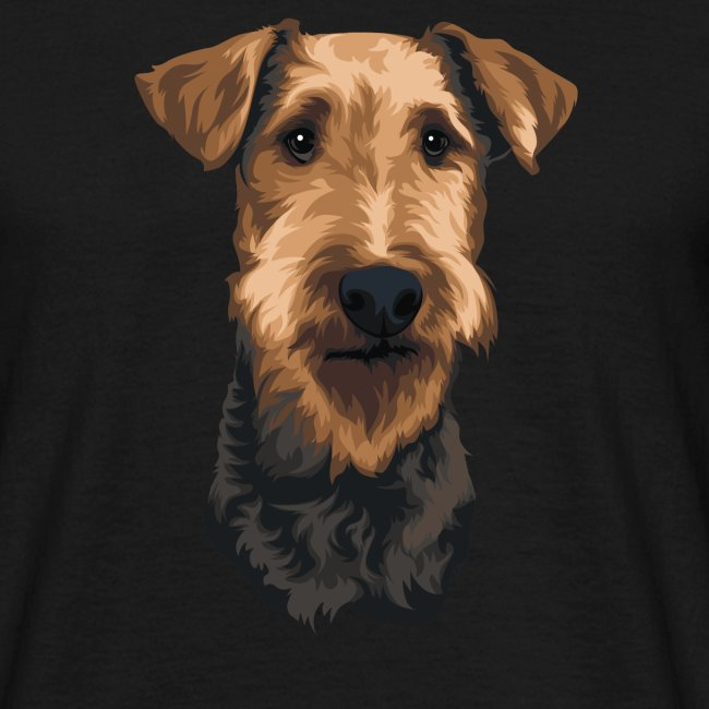 JUNO Airedale Terrier