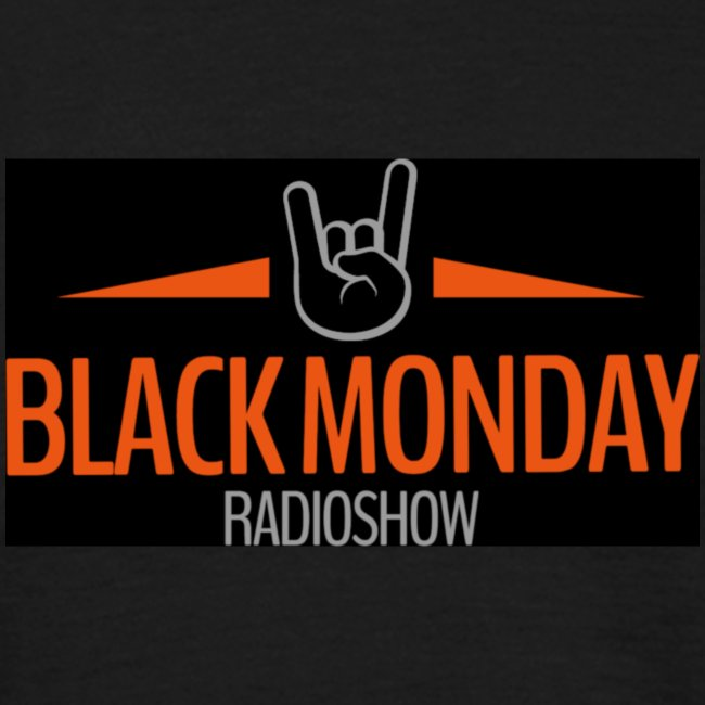 Black Monday Radio Logo