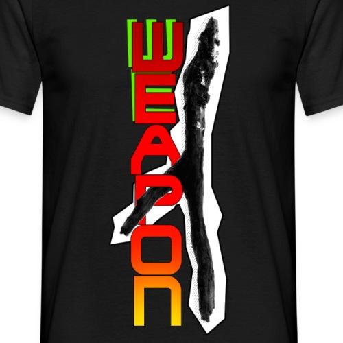 Weapon - Miesten t-paita
