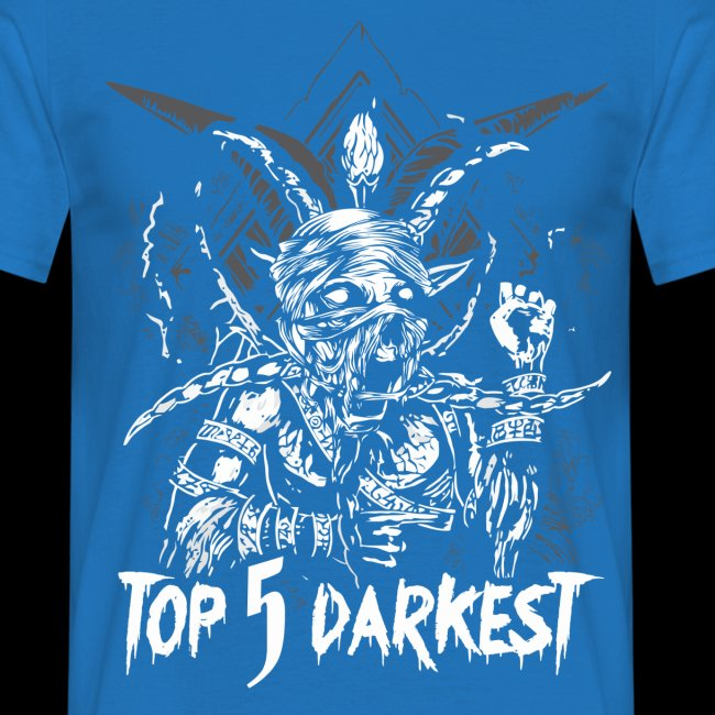 Top 5 Darkest