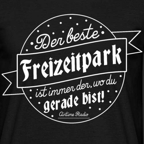 Der Beste Freizeitpark - Männer T-Shirt