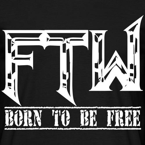 F.T.W - Camiseta hombre