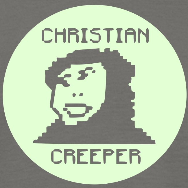 Christian creeper Borja Jesus Yellow