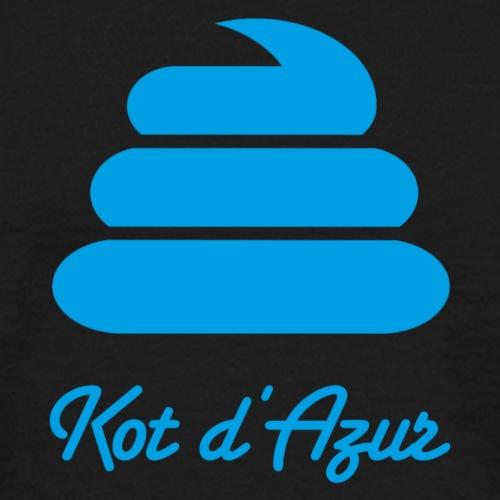 Kot d'Azur - Männer T-Shirt