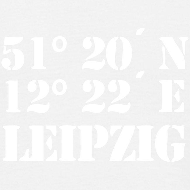 Leipzig Koordinaten