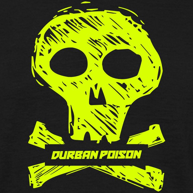 DURBAN POISON Skull