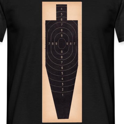 Maalitaulu - Miesten t-paita