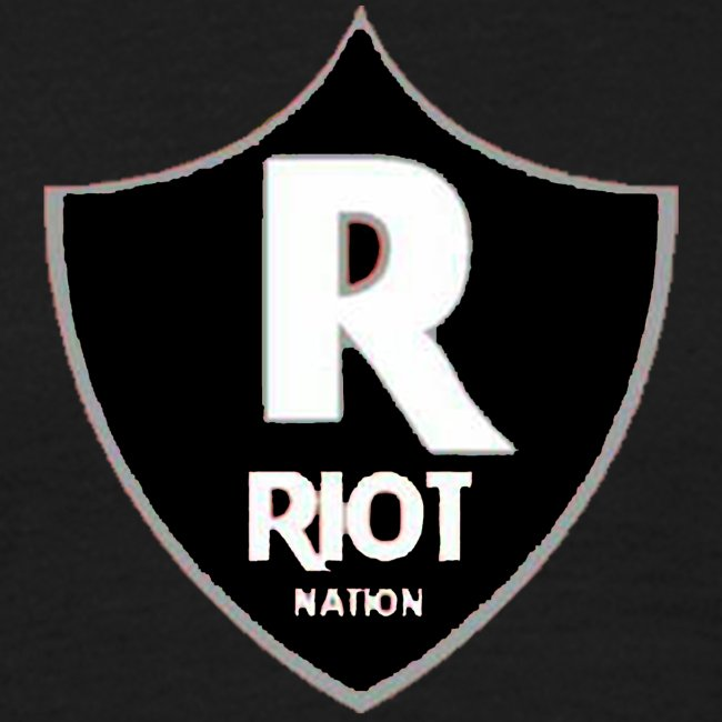 riot Nation logo schwarz