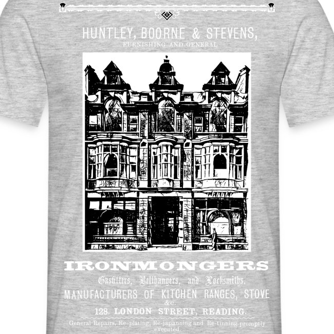 Huntley, Boorne & Stevens Tinsmiths Reading