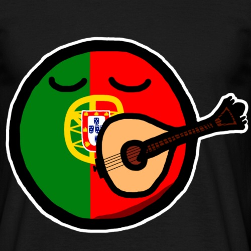 Portugalball - Men's T-Shirt