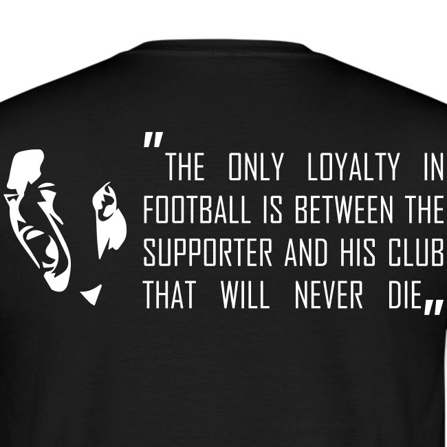 The only loyalty