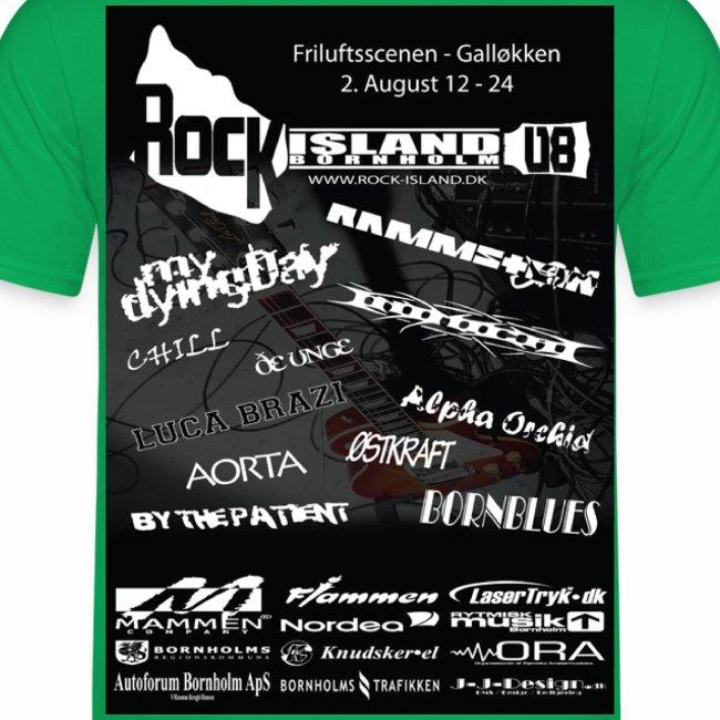 ROCK ISLAND 2008