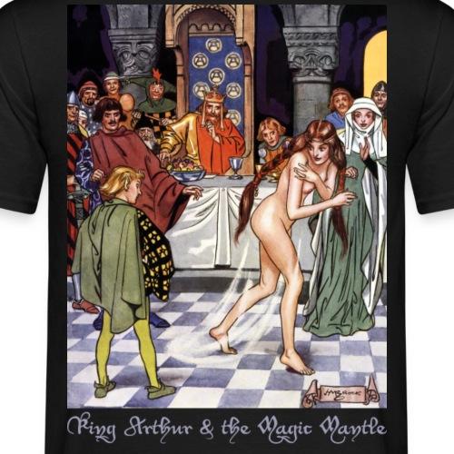 King Arthur & the Magic Mantle