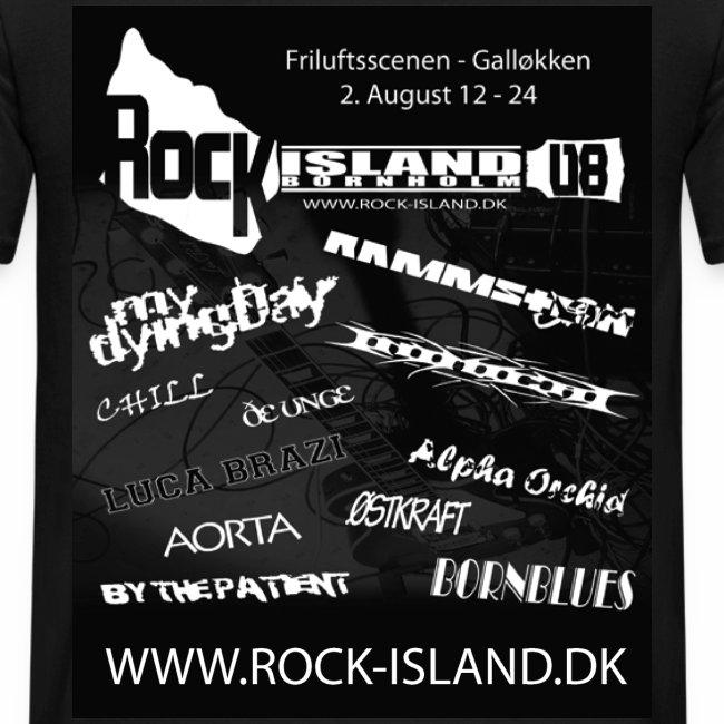 Clean ROCK ISLAND 2008