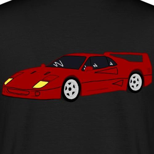 Rarri - Roadkill - T-shirt herr