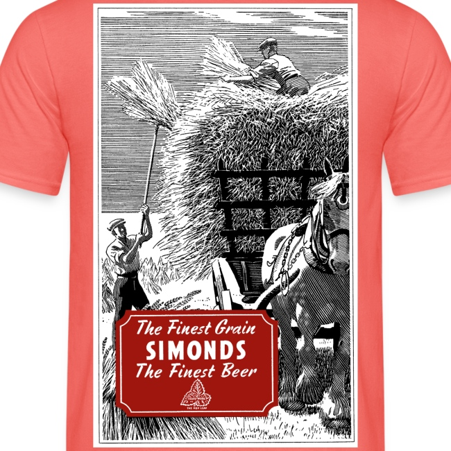 H & G Simonds' Brewery Reading Haymaking