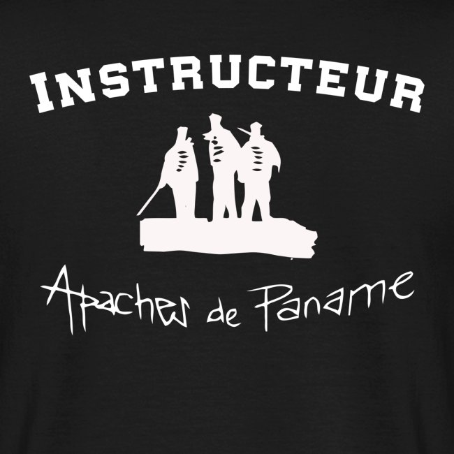 logo apaches Instructeur blanc