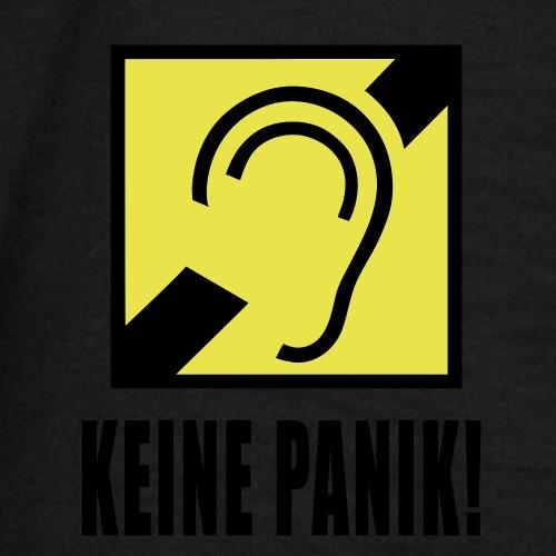 Bin Gehörlos - Keine Panik! - Männer T-Shirt