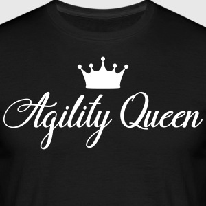AGILITY QUEEN - T-shirt Homme