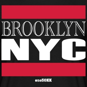 Brooklyn New York - Maglietta da uomo