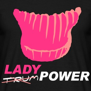 Ladypower - T-skjorte for menn
