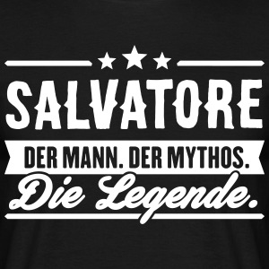 Man Myth Légende Salvatore - T-shirt Homme