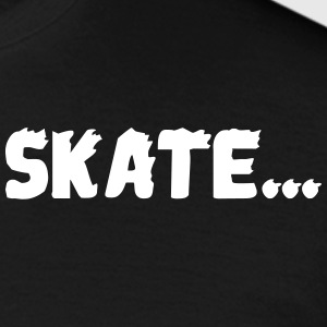 skate ... - T-skjorte for menn
