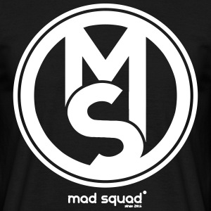 Squad Mad Man Fan T-shirt - Maglietta da uomo