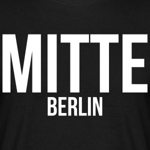 BERLIN CENTER - Men's T-Shirt