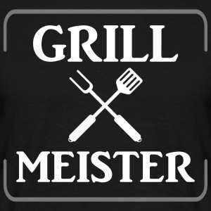 Grill Master - Herre-T-shirt