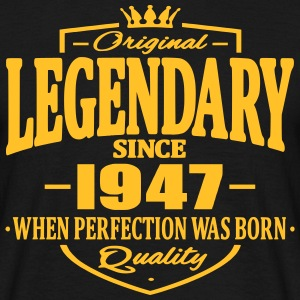 Legendary sinds 1947 - Mannen T-shirt