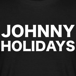 Johnny Holidays - T-shirt Homme