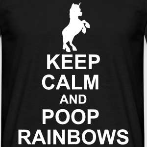 Keep Calm Unicorn - Men's T-Shirt