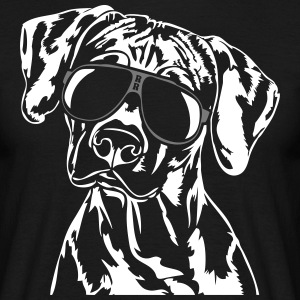 Rhodesian Ridgeback cool - Men's T-Shirt