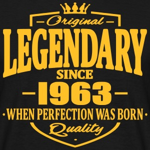 Legendary sedan 1963 - T-shirt herr