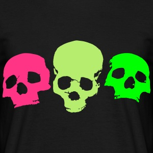 skulls-on-parade - Men's T-Shirt