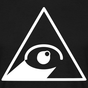 Illuminati Logo - T-skjorte for menn