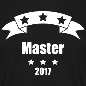 master2017 - T-shirt Homme