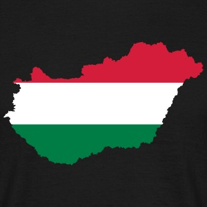 Hungary - Men's T-Shirt