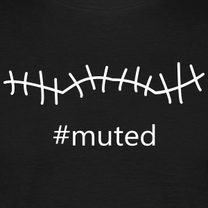 Muted - T-shirt Homme