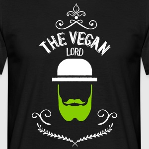Are you a vegan lord? - Men's T-Shirt