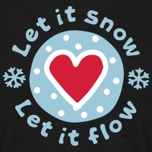 Let_It_Snow - Camiseta hombre