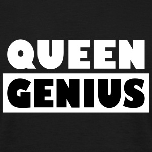 Queen Genius - Männer T-Shirt