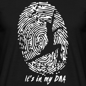 Figure Skating: It's in my DNA - Men's T-Shirt