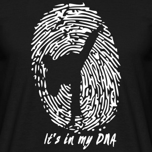 Karate: It's in my DNA - Men's T-Shirt