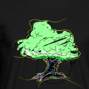 whiteDollar_tree - Herre-T-shirt