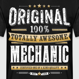 Origine 100% impressionnant Mechanic - T-shirt Homme