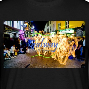 CITY OF CULTURE 2020- Galway - Men's T-Shirt