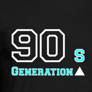 Generation90 - T-skjorte for menn