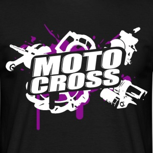 Motocross Supermoto Enduro Vol.I p / w - Camiseta hombre